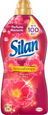 Силан Ароматерапия Концентрированная жидкость смягчитель ткани Oil & Rose пион