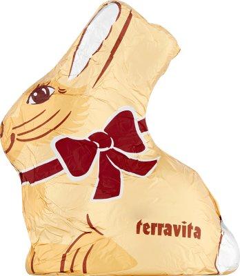 Terravita zając Wielkanocny czekolada mleczna