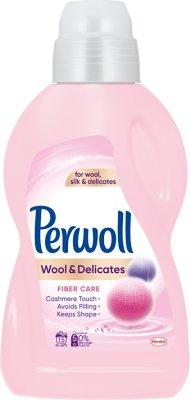 Perwoll płyn do prania wełny i tkanin delikatnych Wool&Delicates
