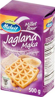 Melvit Mąka jaglana