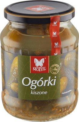 Motyl Ogórki kiszone