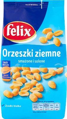 Felix Orzeszki ziemne smażone i solone