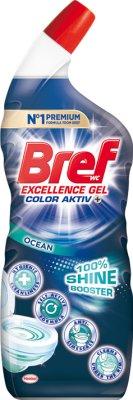 Bref 10 x Эффект Макс. Белый Арктический туалетный гель