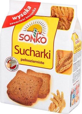 Sonko Sucharki pełnoziarniste
