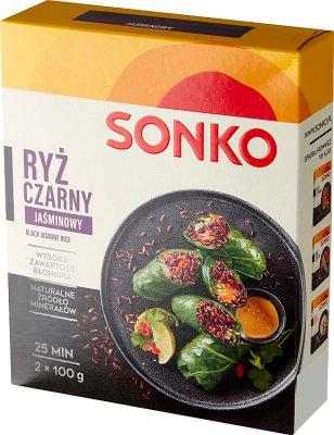 Sonko ryż czarny jaśminowy