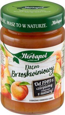 Herbapol Dżem brzoskwiniowy niskosłodzony