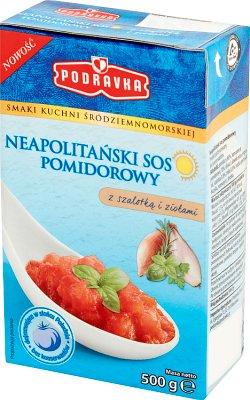 Podravka Neapolitański sos pomidorowy z szalotką i ziołami