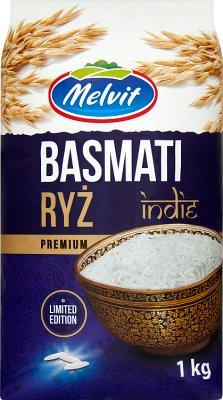Melvit Ryż Basmati Indie