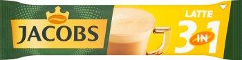 Jacobs Latte 3in1 Rozpuszczalny napój kawowy