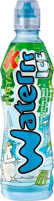 Kubuś Waterrr Ice  o smaku cytryny i mięty