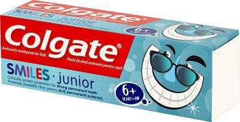 Colgate Smiles Junior Przeciwpróchnicza pasta do zębów dla dzieci 6+ lat