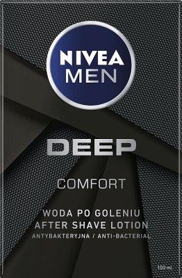 Nivea Men Deep Woda po goleniu