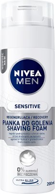 Nivea Men Sensitive Regenerująca pianka do golenia