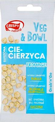 Crispy Natural Veg & Bowl Ciecierzyca i fromage