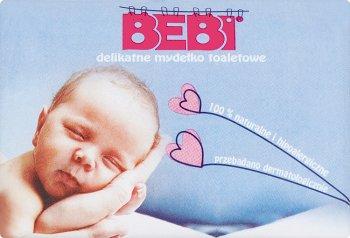 Barwa Bebi Delikatne mydełko dla niemowląt i dzieci
