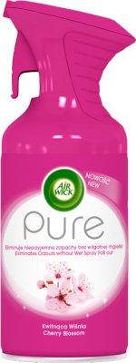 Air Wick Pure odświeżacz powietrza o zapachu Kwitnąca wiśnia