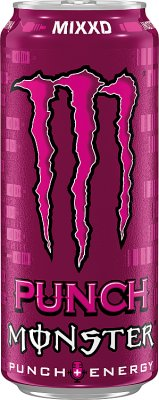 Monster Energy napój energetyczny Punch
