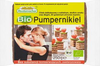 Mestemacher Chleb Pumpernikiel BIO