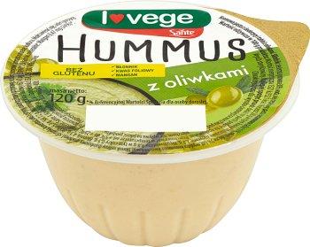 Sante Lovege Hummus z oliwkami