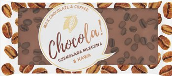 Terravita Chocola! Czekolada mleczna & kawa