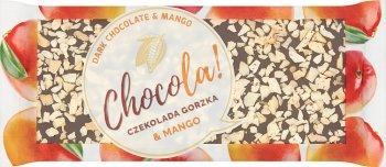 Terravita Chocola! Czekolada gorzka & mango