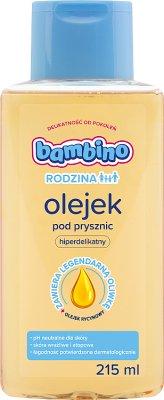 Bambino Olejek pod prysznic