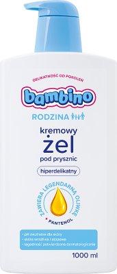 Bambino Mydło pod prysznic