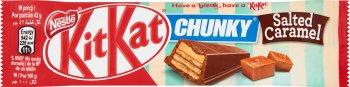 KitKat Chunky baton  Salted Caramel