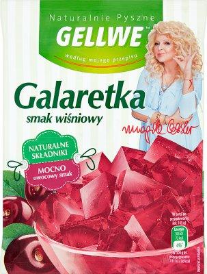 Gellwe Naturalnie Pyszne Galaretka smak wiśniowy