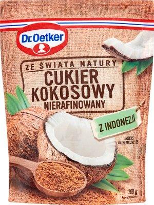 Dr. Oetker Cukier kokosowy nierafinowany z Indonezji
