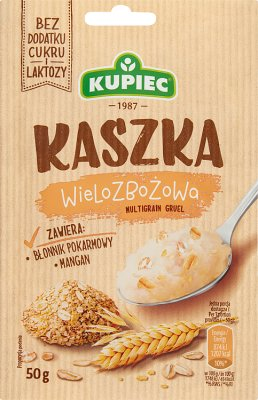 Comerciante. Cereales multigrano