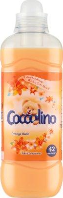 Coccolino Orange Rush Płyn do płukania tkanin koncentrat