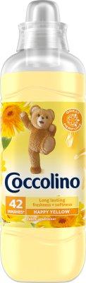 Coccolino Happy Yellow Płyn do płukania tkanin koncentrat