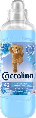Coccolino Blue Splash Płyn do płukania tkanin koncentrat