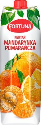 Fortuna Nektar  pomarańcza mandarynka