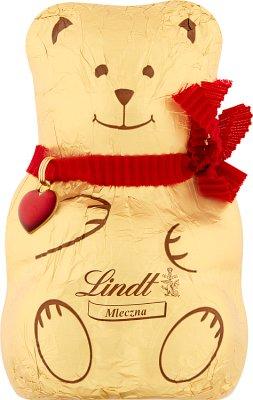 Lindt Miś z mlecznej czekolady