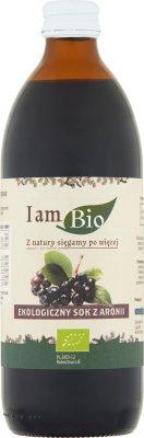 Excellence Ekologiczny sok z aronii BIO