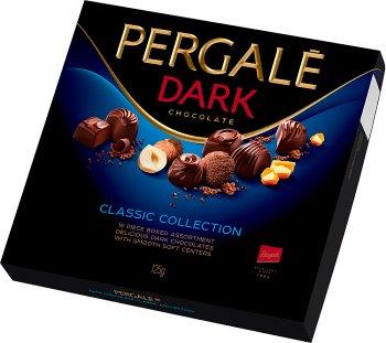 Pergale Темный шоколад Пралине Классическая коллекция