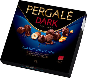 Pergale Dark Chocolate Praliny Classic Collection