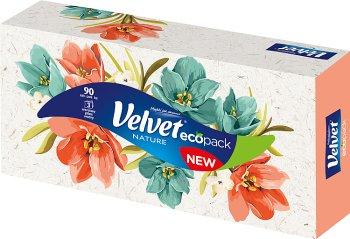 Toallitas Velvet Dream de tres capas