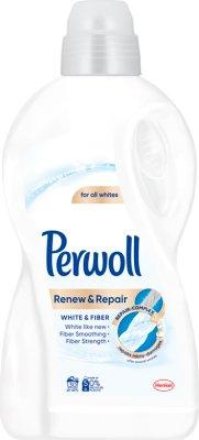 Perwoll Waschflüssigkeit für weiße Stoffe White & Fibre