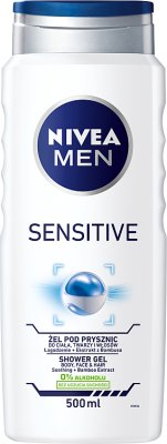 Nivea Men Sensitive Żel  pod prysznic