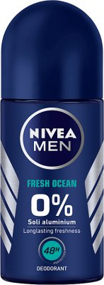 Nivea Men Fresh Ocean Antiperspirant in a ball