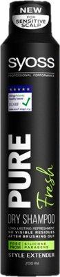 Syoss Pure Fresh Suchy szampon  do włosów