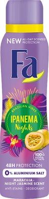 Fa Ipanema Nights Dezodorant