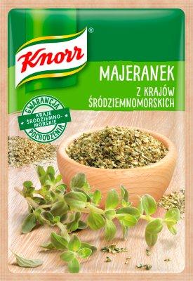 Knorr Majeranek z krajów  śródziemnomorskich