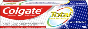Colgate Total Whitening Pasta do zębów
