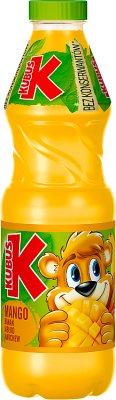 Kubuś Sok mango-banan-jabłko- marchew