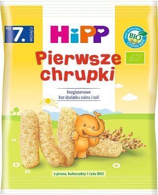 HiPP Pierwsze chrupki BIO