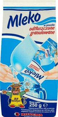 SM Gostyń Mleko w proszku  odtłuszczone granulowane